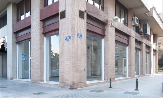 Kommersiell til leie i Valencia by - € 2 500 (Ref: 6067615)