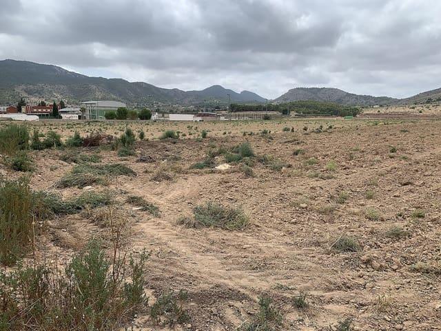 Undeveloped Land for sale in Hondon de las Nieves - € 59,950 (Ref: 6292602)
