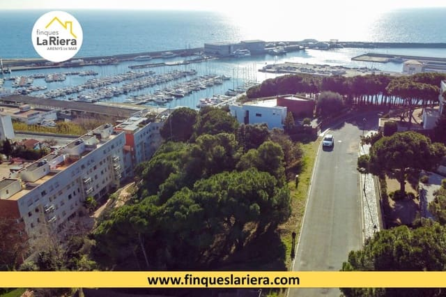 Terrain à Bâtir à vendre à Arenys de Mar - 260 000 € (Ref: 6041888)