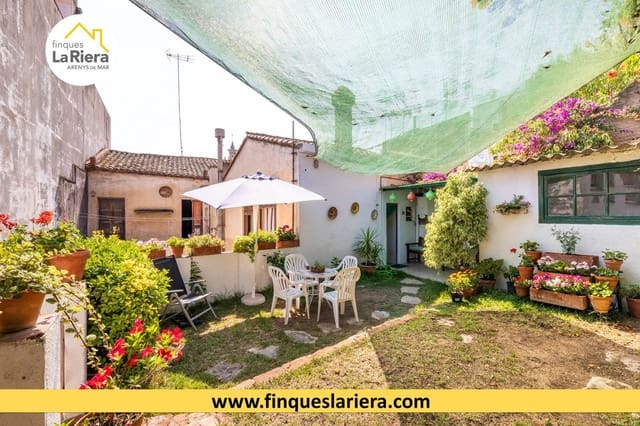 Tomt till salu i Arenys de Mar - 500 000 € (Ref: 6306381)