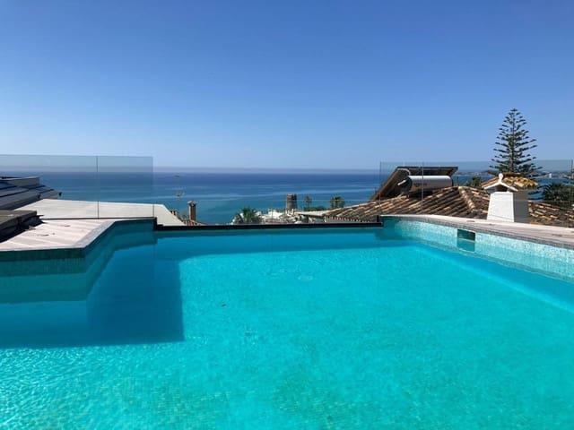 4 sovrum Villa till salu i Benalmadena med pool - 1 600 000 € (Ref: 6127195)