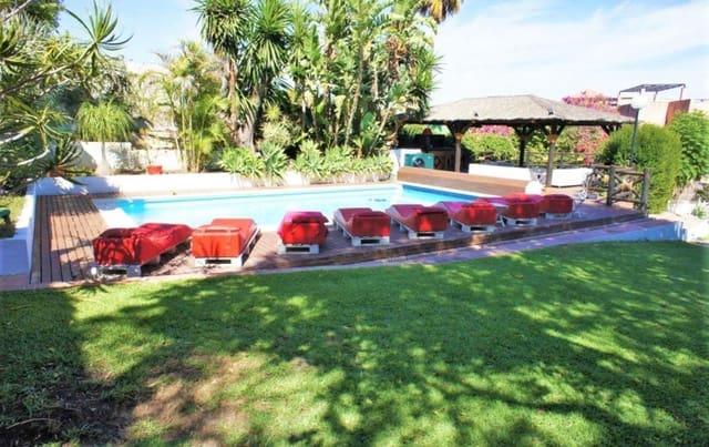 7 makuuhuone Huvila myytävänä paikassa Benalmadena mukana uima-altaan - 1 495 000 € (Ref: 6127199)
