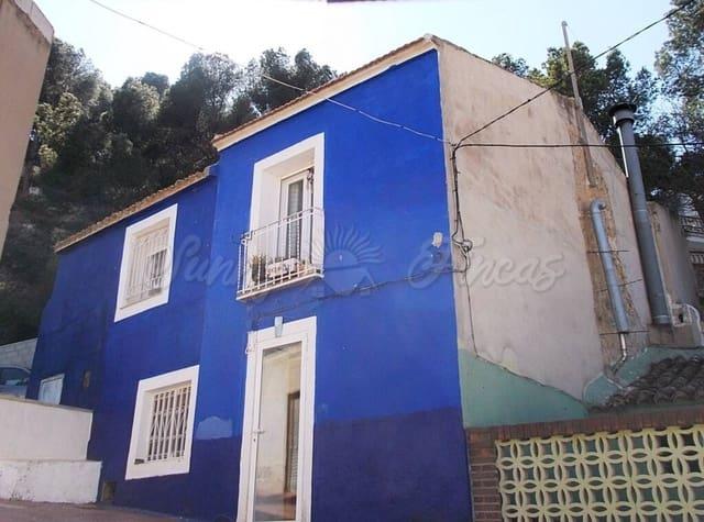4 sypialnia Dom na sprzedaż w Yecla - 69 900 € (Ref: 6107480)