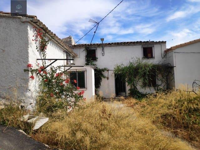 Finca/Casa Rural de 3 habitaciones en Oria en venta con garaje - 42.000 € (Ref: 6067134)