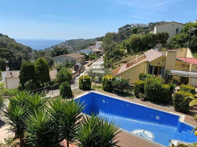 6 soverom Villa til salgs i Tossa de Mar med svømmebasseng garasje - € 840 000 (Ref: 6098211)