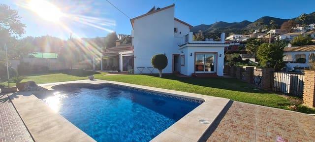 5 bedroom Villa for sale in Benalmadena - € 635,000 (Ref: 6111488)