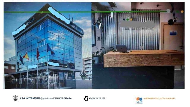 Hotel na sprzedaż w Miasto Murcja - 1 600 000 € (Ref: 6118588)