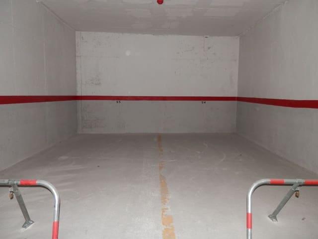 Garage for sale in Caudete - € 7,700 (Ref: 6140366)
