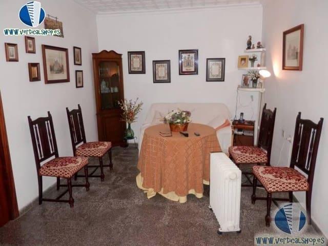3 soveværelse Byhus til salg i Caudete - € 49.500 (Ref: 6140777)