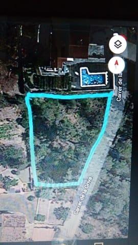 Terreno para Construção para venda em Olivella - 75 000 € (Ref: 6099493)