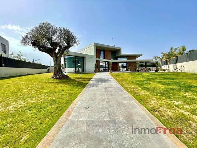 5 soverom Villa til leie i Betera med svømmebasseng - € 7 500 (Ref: 6094422)