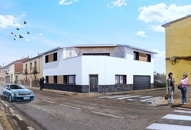 Byggegrund til salg i Zaragoza by - € 84.500 (Ref: 6107564)