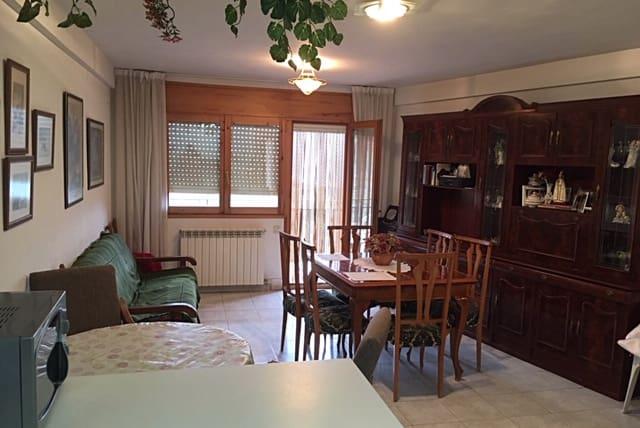 2 soveværelse Lejlighed til leje i El Grado med garage - € 350 (Ref: 6107571)