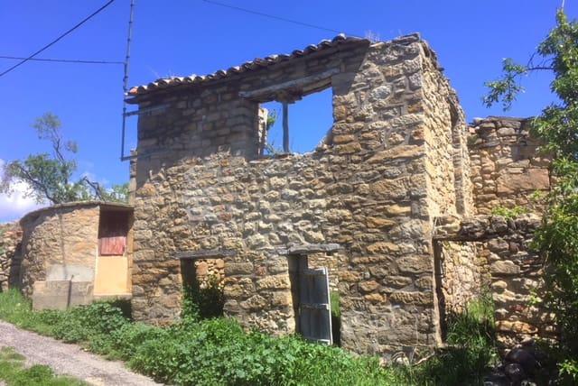 Quinta/Casa Rural para venda em Isabena - 40 000 € (Ref: 6107911)