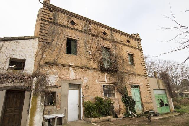6 quarto Quinta/Casa Rural para venda em Caspe com garagem - 64 000 € (Ref: 6107913)