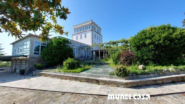 6 sypialnia Mieszkanie na sprzedaż w Boiro - 880 000 € (Ref: 6216684)