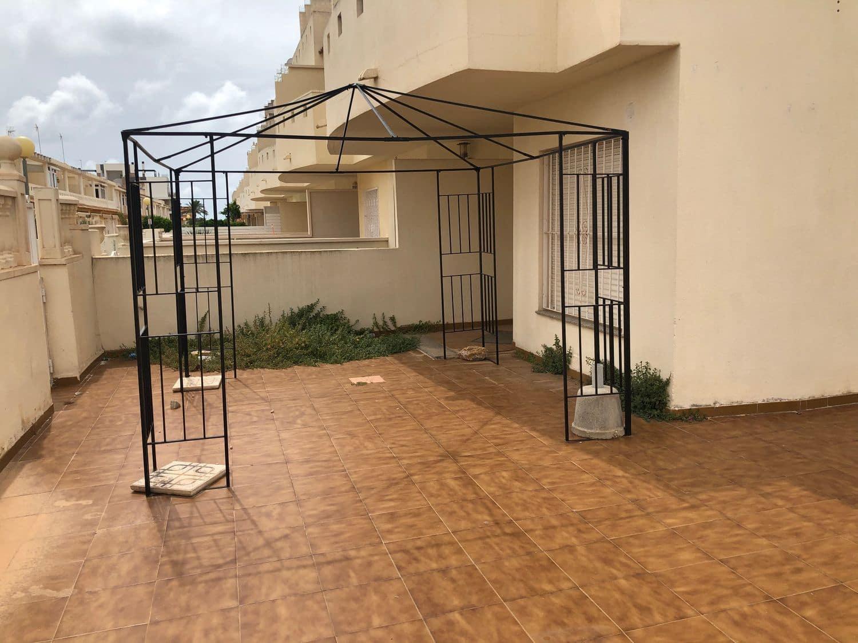 3 bedroom Townhouse for rent in Orihuela Costa with pool garage - € 800 (Ref: 6119843)