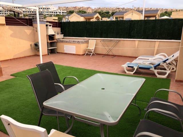 2 soveværelse Rækkehus til leje i Gran Alacant med swimmingpool - € 550 (Ref: 6339820)