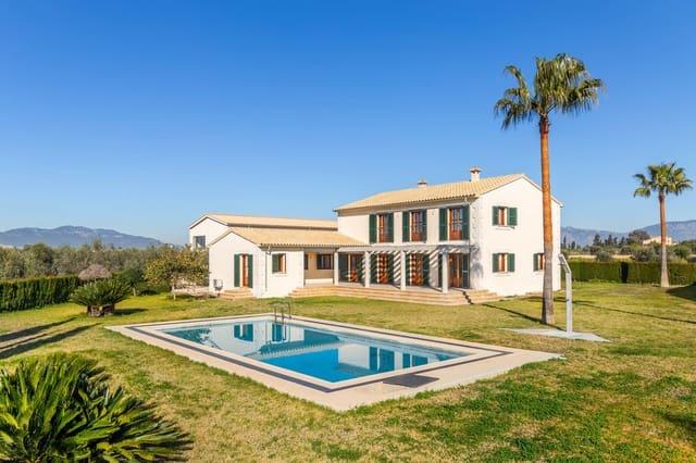 4 Zimmer Villa zu verkaufen in Son Ferriol - 1.850.000 € (Ref: 6115400)