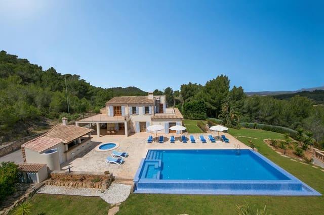 6 quarto Moradia para venda em Felanitx com piscina - 1 750 000 € (Ref: 6237309)