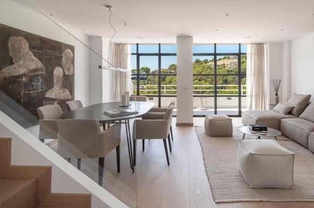 4 soveværelse Penthouse til salg i Cas Catala med garage - € 1.295.000 (Ref: 6237335)