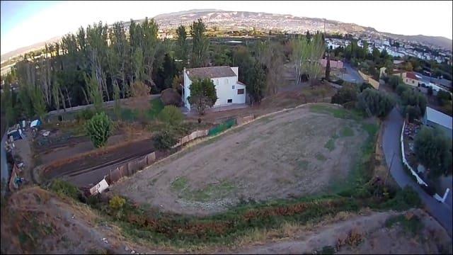 Byggegrund til salg i La Zubia - € 90.000 (Ref: 6376847)