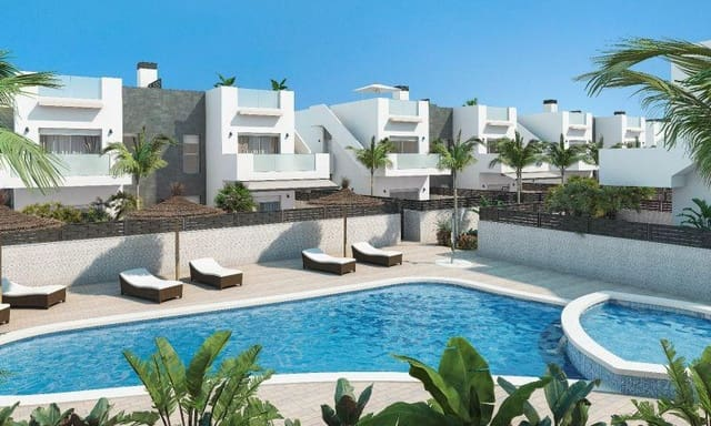 2 quarto Bungalow para venda em Ciudad Quesada com piscina - 195 000 € (Ref: 6180452)