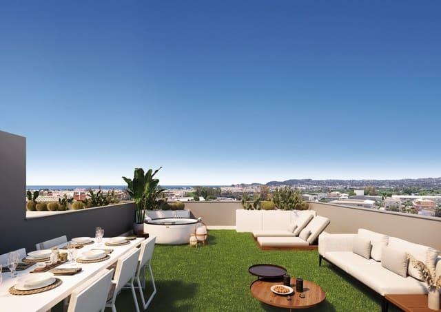 2 sypialnia Penthouse na sprzedaż w Javea / Xabia z basenem - 285 000 € (Ref: 6180689)