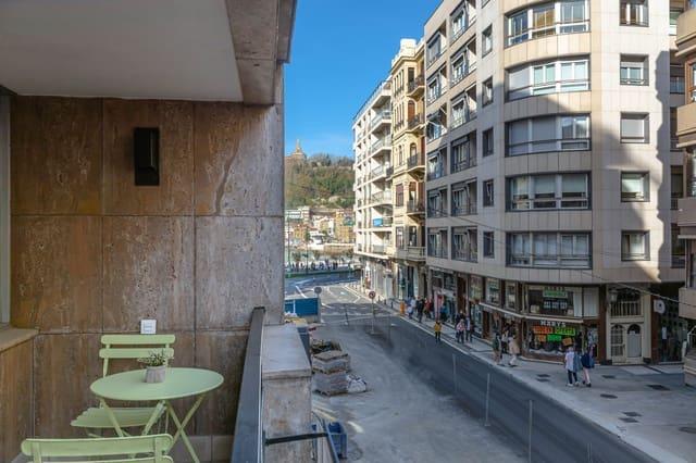 3 sypialnia Apartament przy plaży na sprzedaż w Donostia-San Sebastian - 750 000 € (Ref: 6237487)