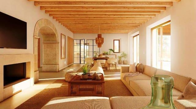 4 quarto Quinta/Casa Rural para venda em Santanyi com piscina - 1 240 000 € (Ref: 6222684)
