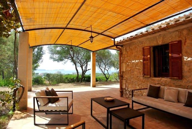 3 sypialnia Finka/Dom wiejski na sprzedaż w Peguera / Paguera - 2 450 000 € (Ref: 6289152)