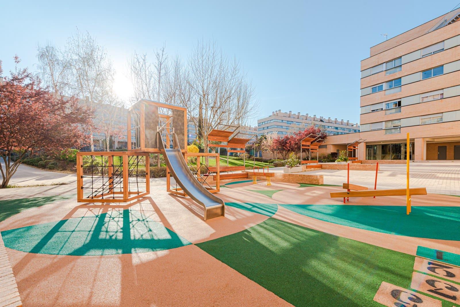 1 bedroom Flat for rent in Madrid city - € 890 (Ref: 6215095)