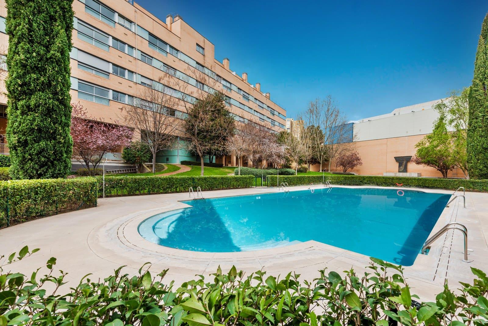 1 bedroom Flat for rent in Madrid city - € 1,080 (Ref: 6215356)