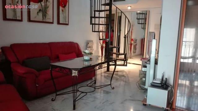 3 Zimmer Penthouse zu verkaufen in Cordoba Stadt - 183.600 € (Ref: 6227355)