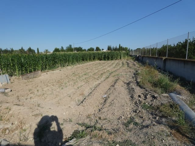 Terreno Não Urbanizado para venda em Alguazas - 40 000 € (Ref: 6298049)