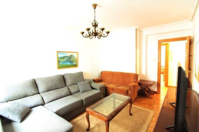2 soveværelse Lejlighed til leje i Santander - € 475 (Ref: 6247437)