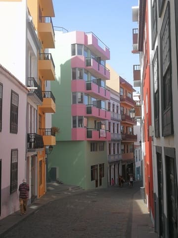 10 sypialnia Hotel na sprzedaż w Santa Cruz de la Palma - 950 000 € (Ref: 6230730)