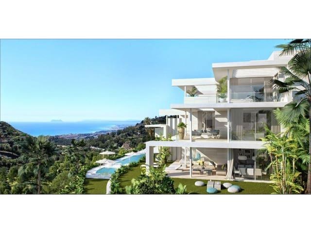 3 sypialnia Apartament na sprzedaż w Ojen z basenem - 445 000 € (Ref: 6239017)