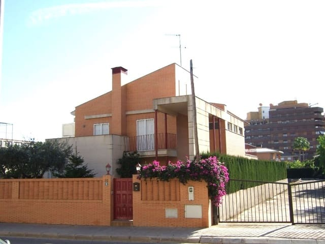 5 camera da letto Villa in vendita in Burriana / Borriana con garage - 398.000 € (Rif: 6309640)