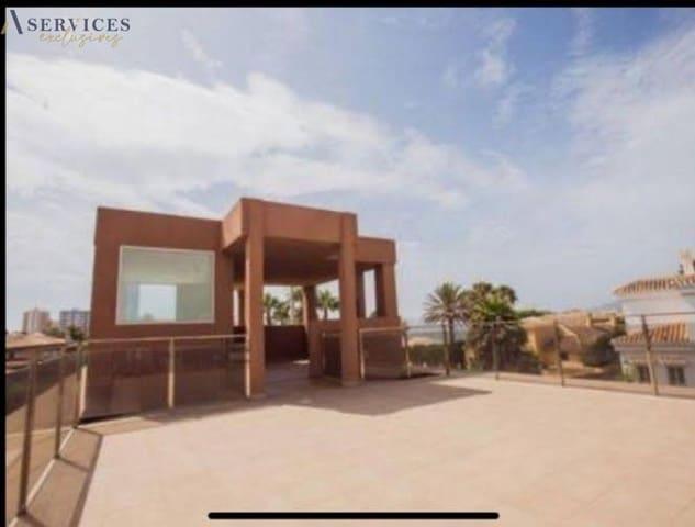4 sovrum Villa att hyra i La Manga del Mar Menor med pool garage - 2 000 € (Ref: 6290100)