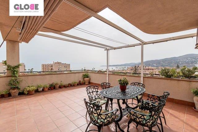 3 sypialnia Penthouse na sprzedaż w Salobrena z basenem garażem - 289 000 € (Ref: 6336011)