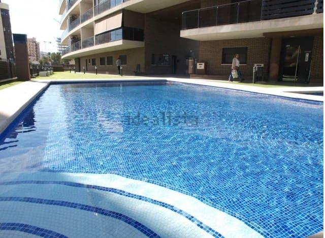 2 quarto Apartamento para arrendar em Playa de San Juan com piscina garagem - 850 € (Ref: 6292140)