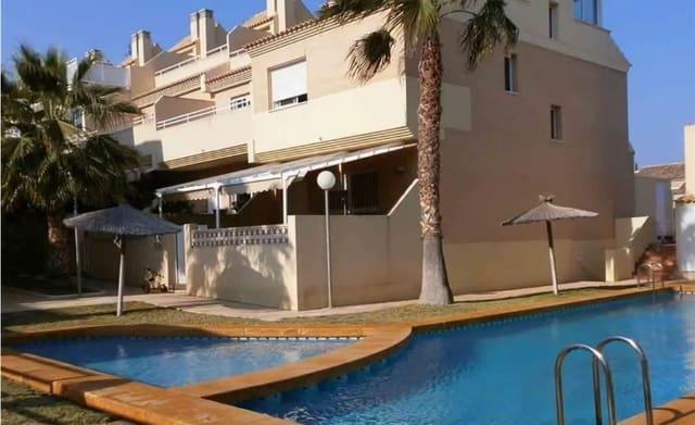2 quarto Moradia em Banda para arrendar em Cabo de las Huertas com piscina garagem - 1 200 € (Ref: 6301146)