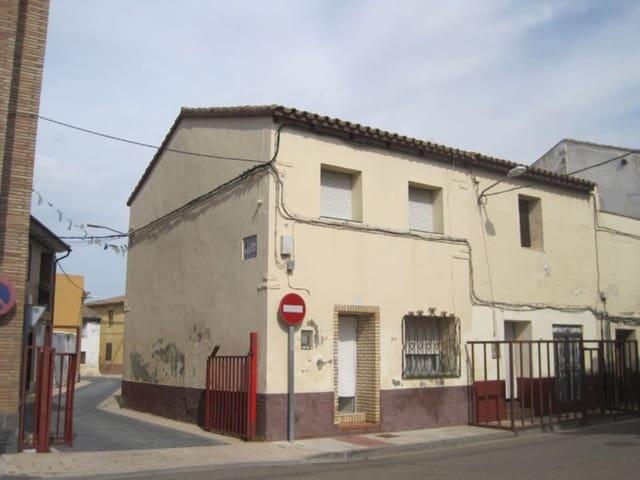 3 quarto Casa em Banda para venda em El Burgo de Ebro - 80 000 € (Ref: 6296549)