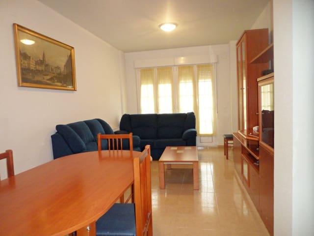 2 Zimmer Wohnung zu verkaufen in Tomelloso mit Garage - 62.000 € (Ref: 6309081)