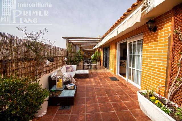 4 sovrum Takvåning till salu i Tomelloso med pool garage - 128 000 € (Ref: 6309387)