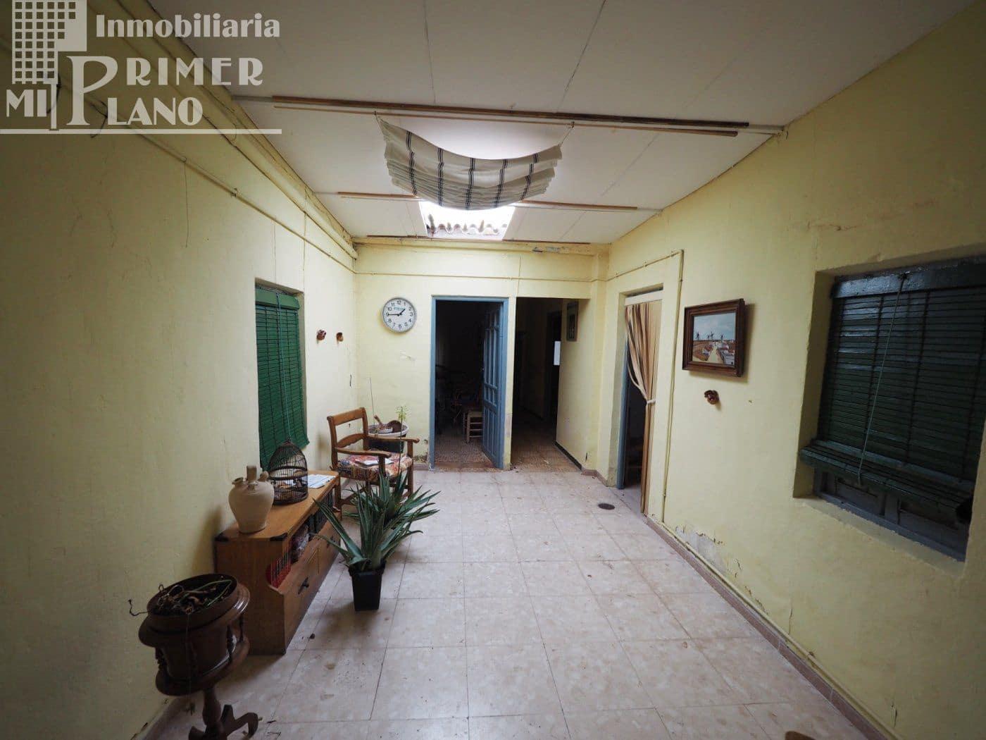 9 sypialnia Willa na sprzedaż w Tomelloso - 80 000 € (Ref: 6309404)