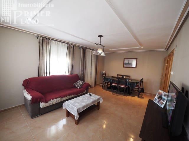 3 Zimmer Reihenhaus zu verkaufen in Argamasilla de Alba mit Garage - 75.000 € (Ref: 6309406)