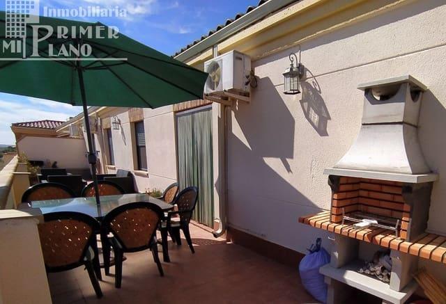4 soverom Penthouse til salgs i Tomelloso med svømmebasseng garasje - € 118 000 (Ref: 6309438)