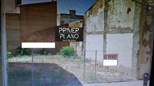 Ubebygd land til salgs i La Gineta - € 33 000 (Ref: 6294529)